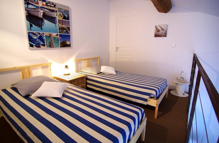 Location de chambre d 39 h tes dans les pyr n es orientales marine le mas du domaine de - Chambre d hote pyrenees orientales ...