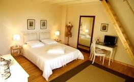 Chambre d'hôtes Romantique Pyrénées-Orientales - Domaine de Montcalm