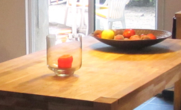 Cuisine du gîte - Domaine de Montcalm - Location dans les Pyrénées Orientales