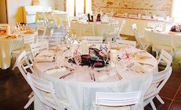Salle de réception - Mariage